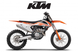 KTM Number Plate Graphics