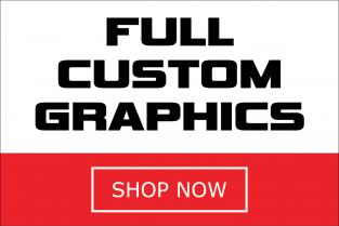 Full Custom Bike Graphics